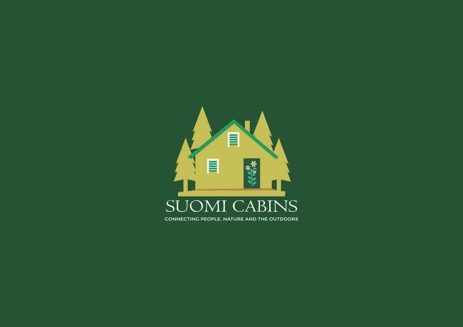 Konkurrenceindlæg #                                        96                                      for                                         I need a Logo Designer for log cabin holiday family business