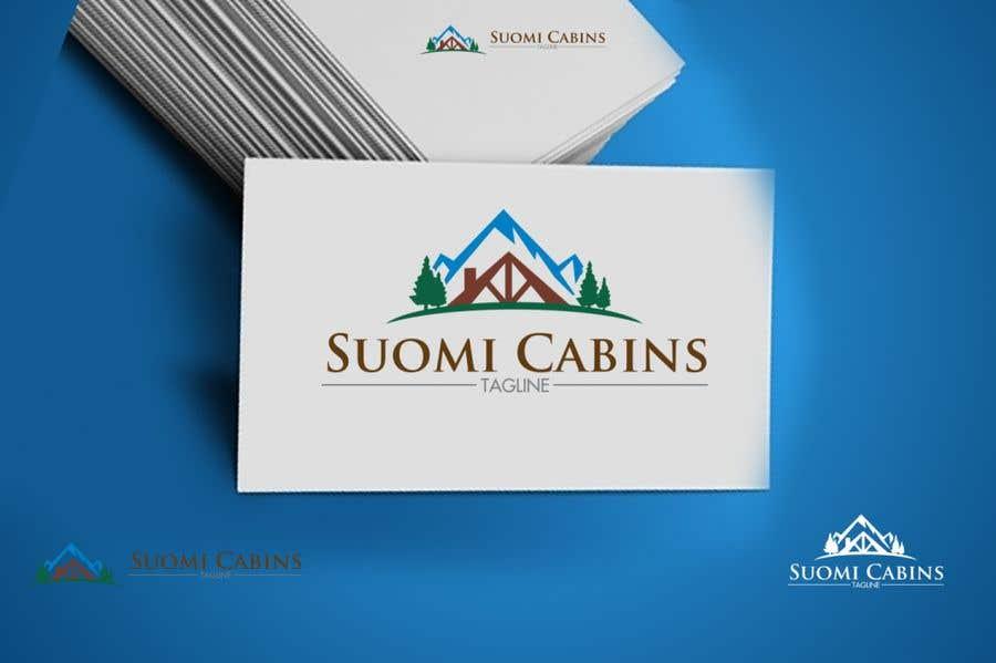 Konkurrenceindlæg #                                        78                                      for                                         I need a Logo Designer for log cabin holiday family business