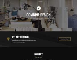 #73 for Build chique webpage for real estate advisor af Suptechy