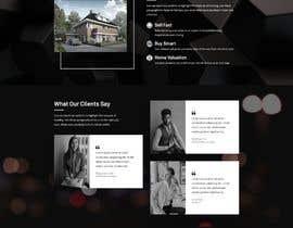 #74 for Build chique webpage for real estate advisor af dybarra