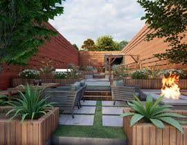 nº 7 pour Landscaping design par adelelkadery