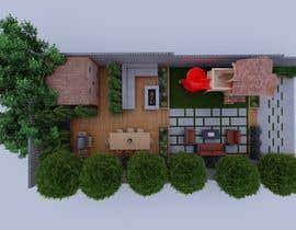 nº 9 pour Landscaping design par deyseesaw