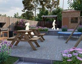 nº 2 pour Landscaping design par MuskaanPehal