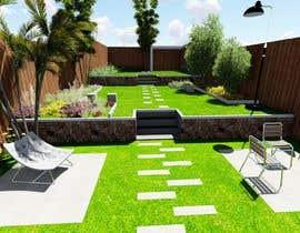 nº 3 pour Landscaping design par Gayashri