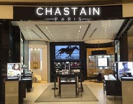 Nro 4 kilpailuun I need  image a luxury store with my logo on it käyttäjältä Edits0095