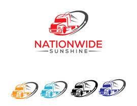 Nro 161 kilpailuun Trucking Logo käyttäjältä mishalnafiz1212
