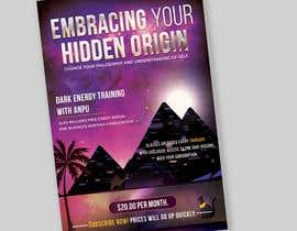 #17 for Drawer Flier done for Adult Egyptian magic school af rabbihmd