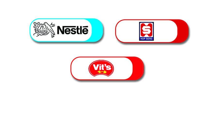Penyertaan Peraduan #                                        9                                      untuk                                         Design Various Images for Website Buttons