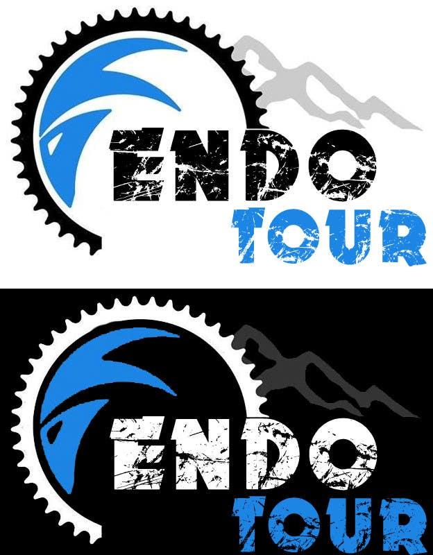 Konkurrenceindlæg #                                        11                                      for                                         Logo design for EndoTour