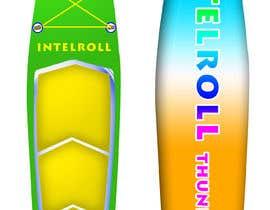 Nro 8 kilpailuun Paddleboard Design käyttäjältä pmgroupcompany