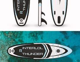 Nro 49 kilpailuun Paddleboard Design käyttäjältä saweratauqeer