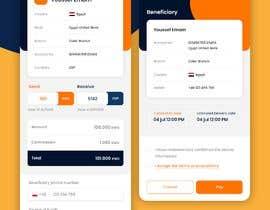 Nro 37 kilpailuun Design 2 pages for mobile app käyttäjältä hejven