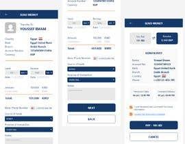 Nro 31 kilpailuun Design 2 pages for mobile app käyttäjältä projectzenic