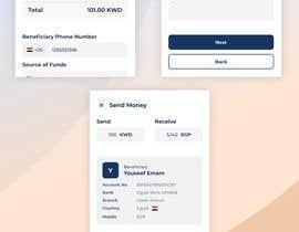 Nro 12 kilpailuun Design 2 pages for mobile app käyttäjältä heyiamrht