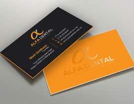 m82065915 tarafından Dental business card + Appointment reminder card için no 648