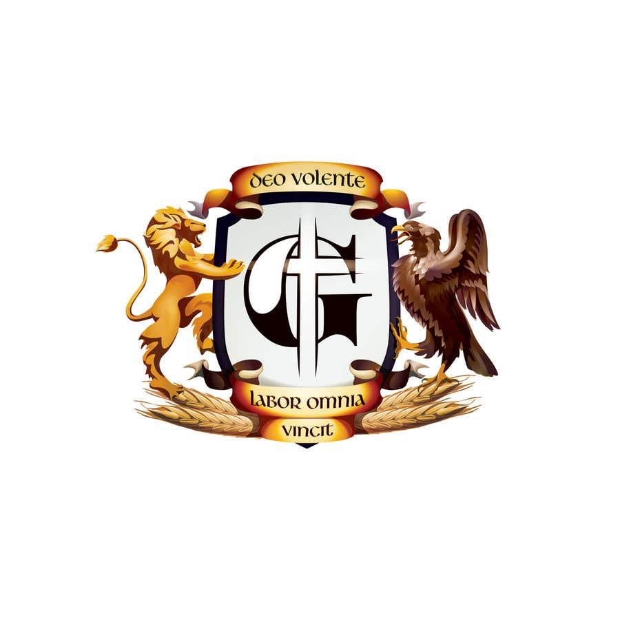 Penyertaan Peraduan #                                        76                                      untuk                                         Griess Family Crest