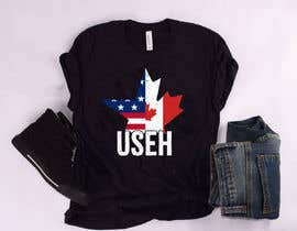 Nro 171 kilpailuun Redesign this t shirt design käyttäjältä khadijabegum1