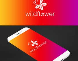 #503 for Design a logo for startup dating and connections app called WildFlower by rajdesign2009