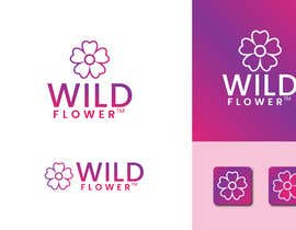nº 805 pour Design a Logo similar to Sketch for Startup Dating and Connections App called WildFlower™ par Thefahim