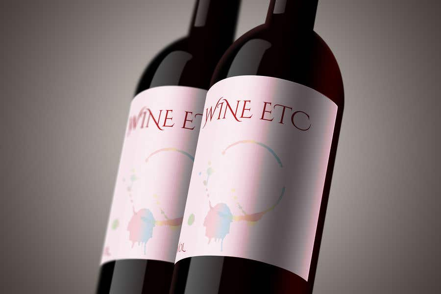 Proposition n°                                        105                                      du concours                                         Design a wine label series