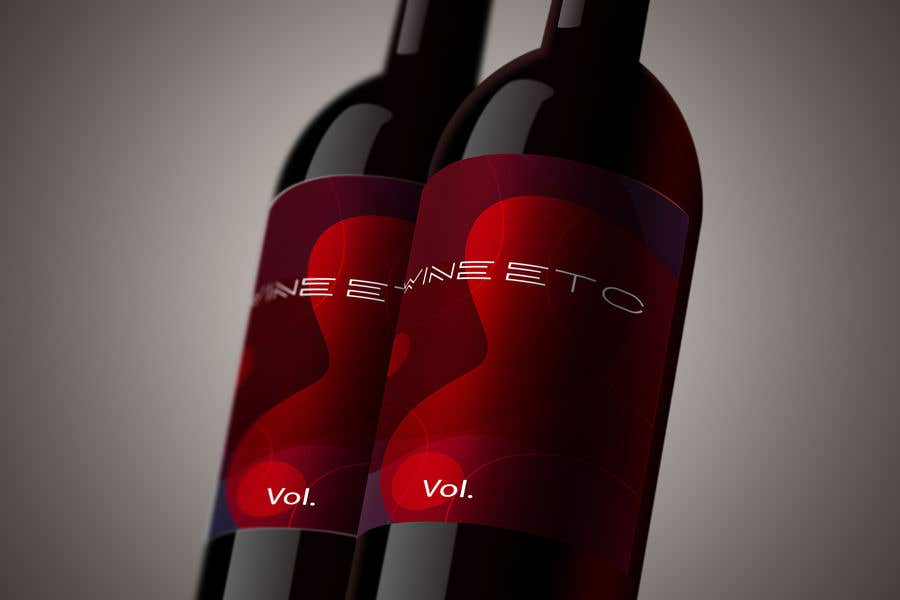 Proposition n°                                        113                                      du concours                                         Design a wine label series