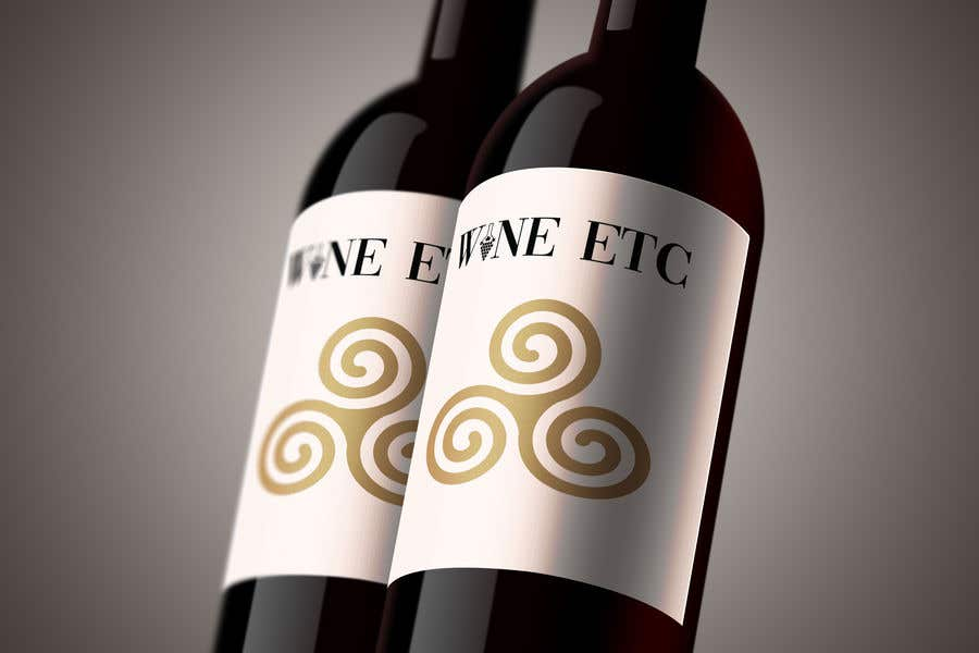 Proposition n°                                        115                                      du concours                                         Design a wine label series