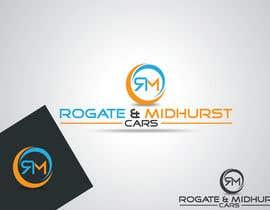 #25 cho Design a Logo for Rogate & Midhurst Cars bởi LOGOMARKET35