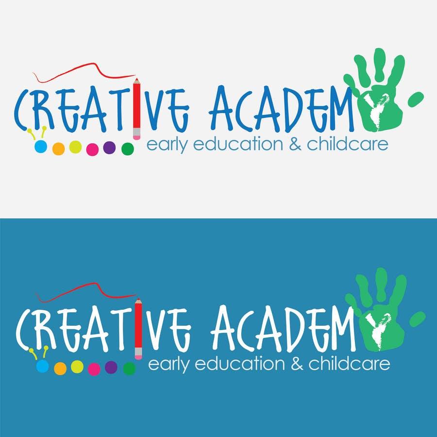 Kilpailutyö #51 kilpailussa Logo Design for Nursery Preschool