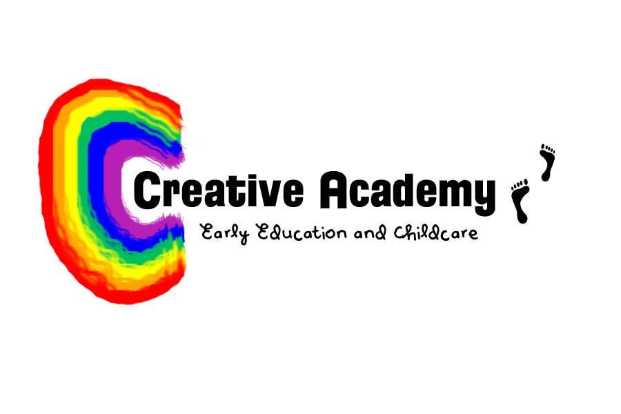 Kilpailutyö #215 kilpailussa Logo Design for Nursery Preschool