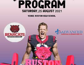 #26 for Create a Football program ad for our business by hossainmdshadat9