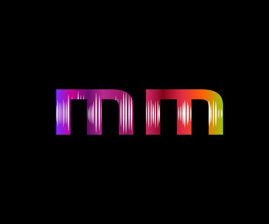 Penyertaan Peraduan #22 untuk Design a Logo for a DJ
