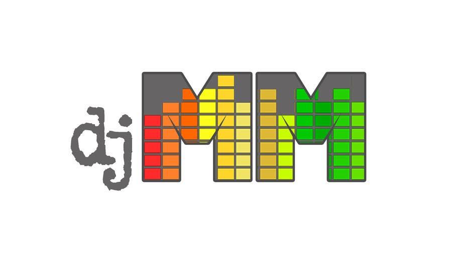 Penyertaan Peraduan #31 untuk Design a Logo for a DJ
