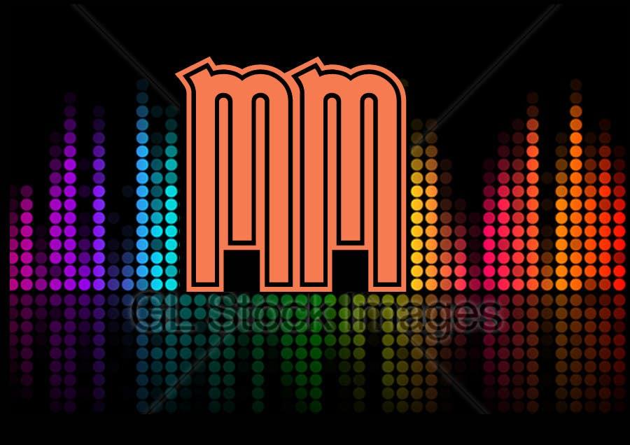 Penyertaan Peraduan #24 untuk Design a Logo for a DJ