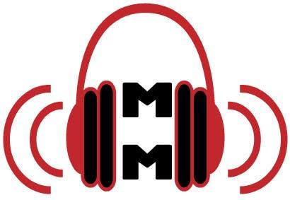 Penyertaan Peraduan #37 untuk Design a Logo for a DJ