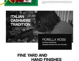 #36 untuk Easy: just a Homepage design contest with Adobe XD oleh zakimubarakaziz