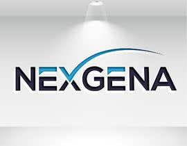 nº 610 pour Logo: Nexgena.com par janaabc1213