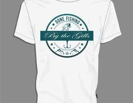#5 para Design a T-Shirt for BY THE GILLS por drimaulo