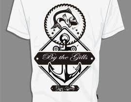 #9 untuk Design a T-Shirt for BY THE GILLS oleh drimaulo