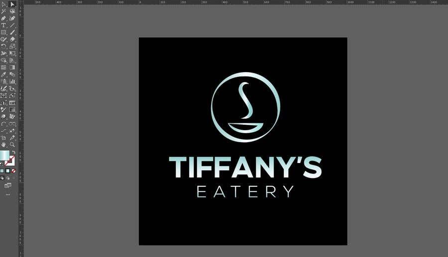 Inscrição nº                                         19                                      do Concurso para                                         Tiffany Logo