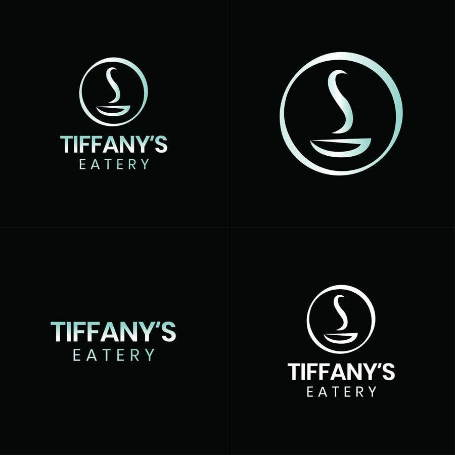 Inscrição nº                                         30                                      do Concurso para                                         Tiffany Logo