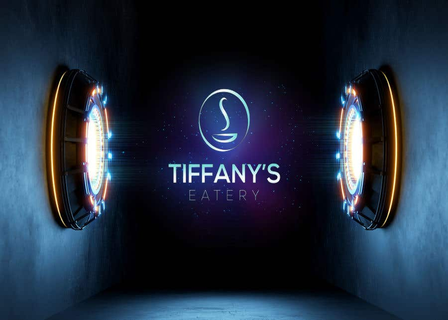 Kilpailutyö #                                        21                                      kilpailussa                                         Tiffany Logo