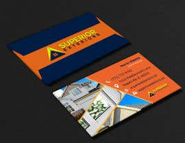#629 for business cards for roofing company by shahriyarrubel