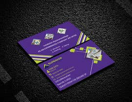 #638 for business cards for roofing company by sakilagraphics