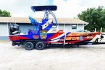 truck and boat wrap için Graphic Design14 No.lu Yarışma Girdisi