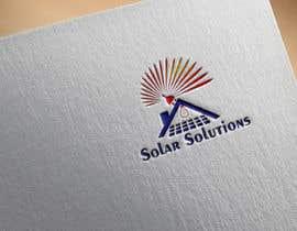 Nro 67 kilpailuun logo for a solar company käyttäjältä Muidur80