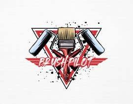Nro 18 kilpailuun Brush Pilot - Logo Design - 26/07/2021 16:19 EDT käyttäjältä albanasalman