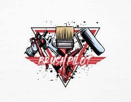 Nro 29 kilpailuun Brush Pilot - Logo Design - 26/07/2021 16:19 EDT käyttäjältä albanasalman