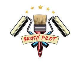 Nro 28 kilpailuun Brush Pilot - Logo Design - 26/07/2021 16:19 EDT käyttäjältä MahmoodNizam