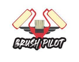 Nro 15 kilpailuun Brush Pilot - Logo Design - 26/07/2021 16:19 EDT käyttäjältä haqueyourdesign