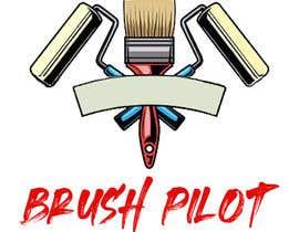 Nro 17 kilpailuun Brush Pilot - Logo Design - 26/07/2021 16:19 EDT käyttäjältä Omar8241
